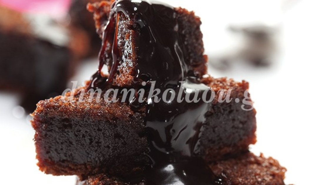 All time classic σοκολατόπιτα από την Ντίνα Νικολάου: Ζουμερή & γεμάτη «αμαρτία» - Κυρίως Φωτογραφία - Gallery - Video