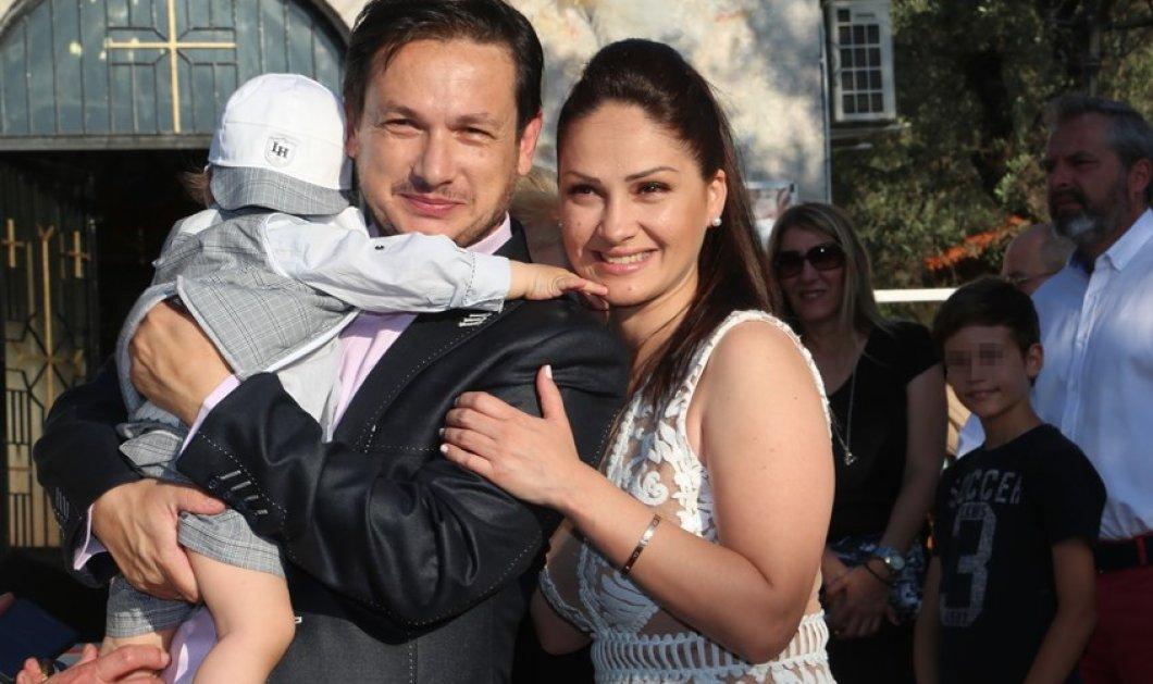 «Εσύ είσαι δεύτερη μάνα για τον γιο μας» λέει στον ηθοποιό Σταύρο Νικολαΐδη η γυναίκα του! Τα 3 παιδιά που έχασαν κι ο έρωτας  - Κυρίως Φωτογραφία - Gallery - Video