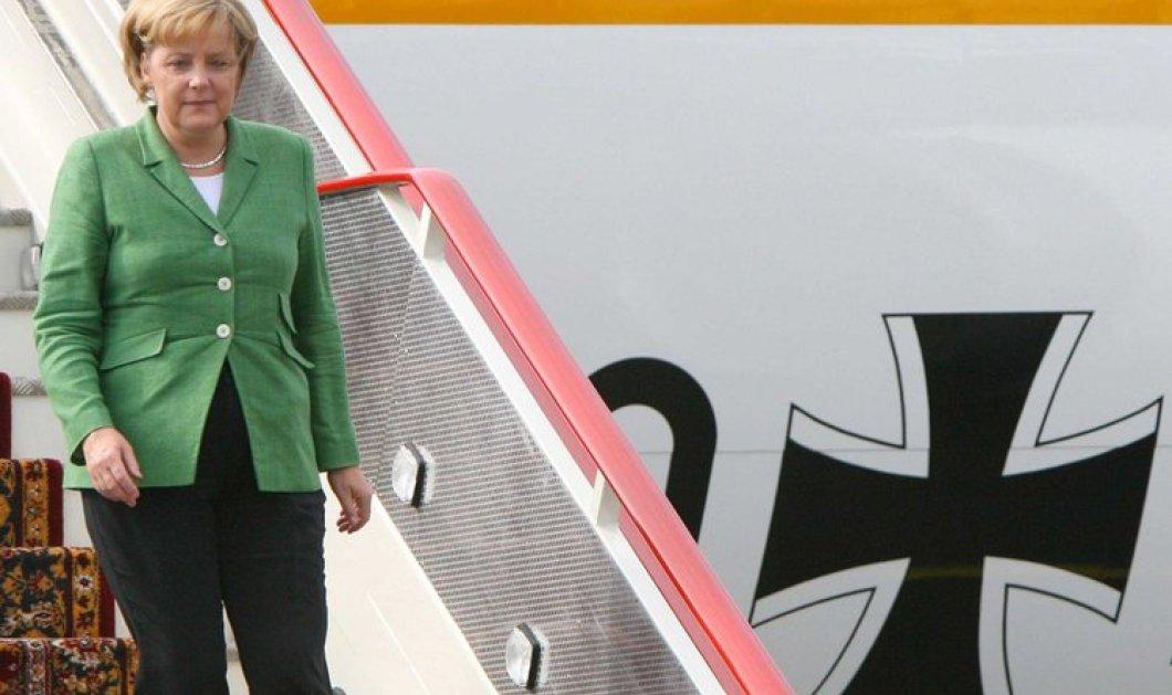 Τρόμος για την Άνγκελα Μέρκελ στον αέρα: Σοβαρή βλάβη στο κυβερνητικό αεροσκάφος - Θα χάσει την έναρξη της Συνόδου G20 (Φωτό) - Κυρίως Φωτογραφία - Gallery - Video