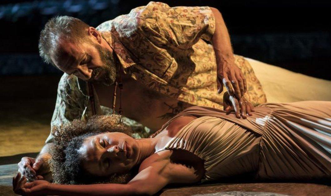 Έξοχη παραγωγή: Αντώνιος και Κλεοπάτρα στο Μέγαρο Μουσικής με τον Ρέιφ Φάινς - Κυρίως Φωτογραφία - Gallery - Video