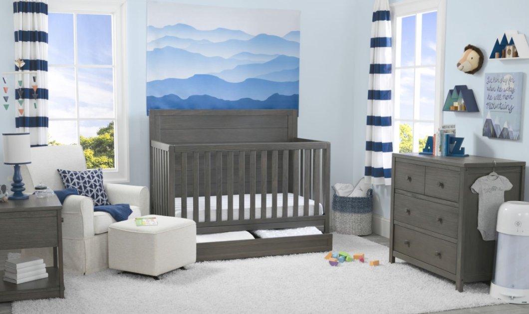 Περιμένεις μωράκι; Δες υπέροχες ιδέες για το παιδικό του δωμάτιο (φωτό) - Κυρίως Φωτογραφία - Gallery - Video