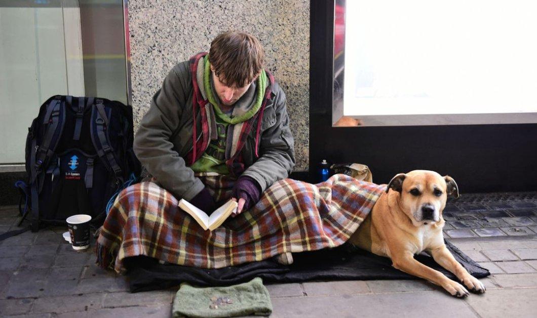 Λονδίνο: Νεκρός από το κρύο Έλληνας άστεγος έξω από αστυνομικό τμήμα - Απολύθηκε μία αστυνομικός, έπεται κι άλλος! (Φωτό) - Κυρίως Φωτογραφία - Gallery - Video