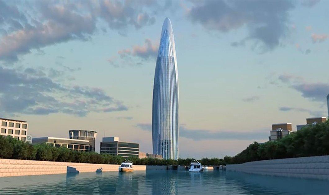 Αυτός είναι ο ψηλότερος ουρανοξύστης στην Αφρική: Έχει ύψος 250 μέτρων - Κυρίως Φωτογραφία - Gallery - Video