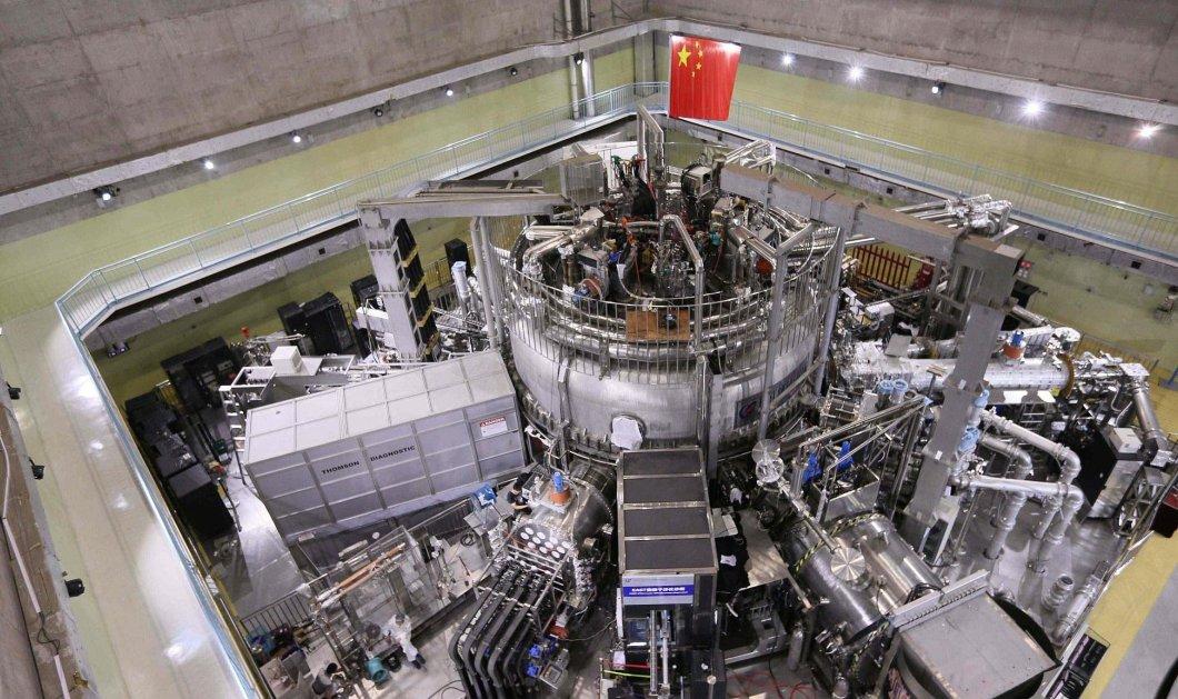 """Ήλιος """"Made in China"""": Έφτιαξαν τεχνητό ήλιο 7 φορές πιο ζεστό (φωτό-βίντεο) - Κυρίως Φωτογραφία - Gallery - Video"""