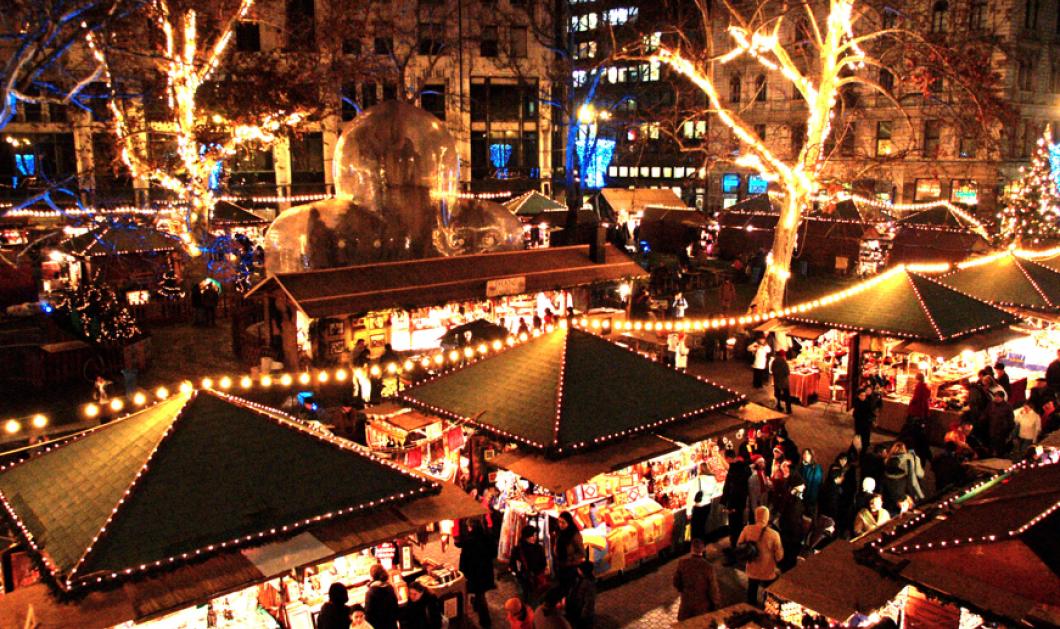 Οι καλύτερες Χριστουγεννιάτικες αγορές της Ευρώπης (φωτό) - Κυρίως Φωτογραφία - Gallery - Video