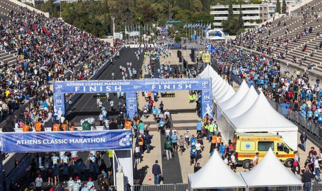 Μαραθώνιος της Αθήνας 5 και 10 χιλιομέτρων - Δες αυτούς που κέρδισαν στους δύο πρώτους αγώνες (φωτό-βίντεο) - Κυρίως Φωτογραφία - Gallery - Video