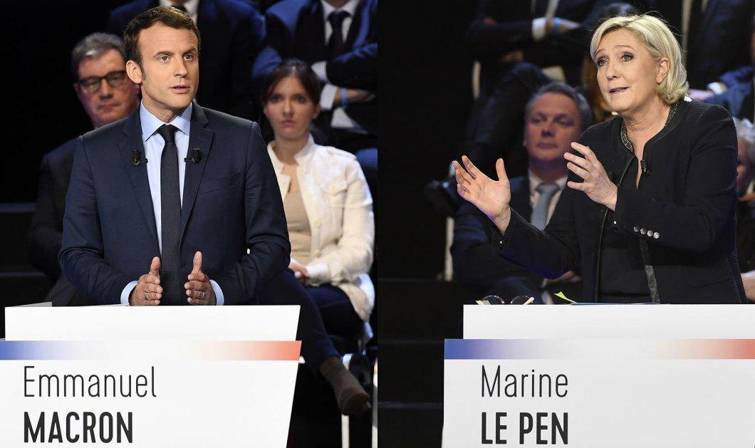 Άνοδος της ακροδεξιάς στη Γαλλία: Ο Εθνικός Συναγερμός της Λεπέν προηγείται για πρώτη φορά του κόμματος του Μακρόν - Κυρίως Φωτογραφία - Gallery - Video