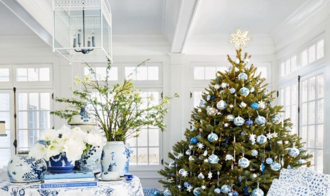 12 μοναδικές και πρωτότυπες ιδέες για να στολίσετε το χριστουγεννιάτικο δέντρο σας (Φωτό) - Κυρίως Φωτογραφία - Gallery - Video