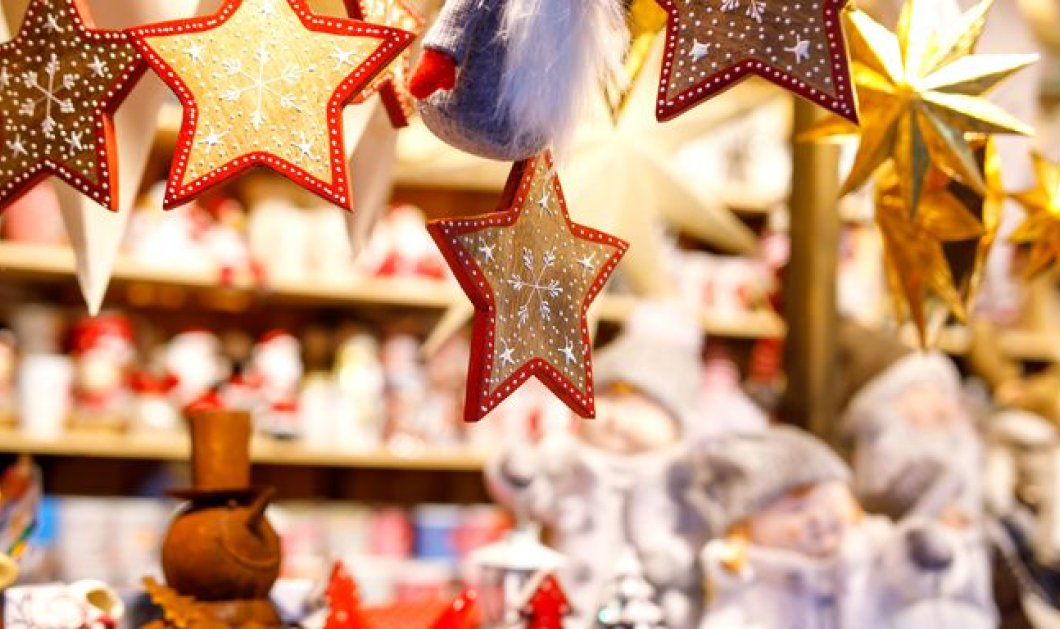 Ποια είναι τα top trends στην διακόσμηση των φετινών Χριστουγέννων; (φωτό) - Κυρίως Φωτογραφία - Gallery - Video
