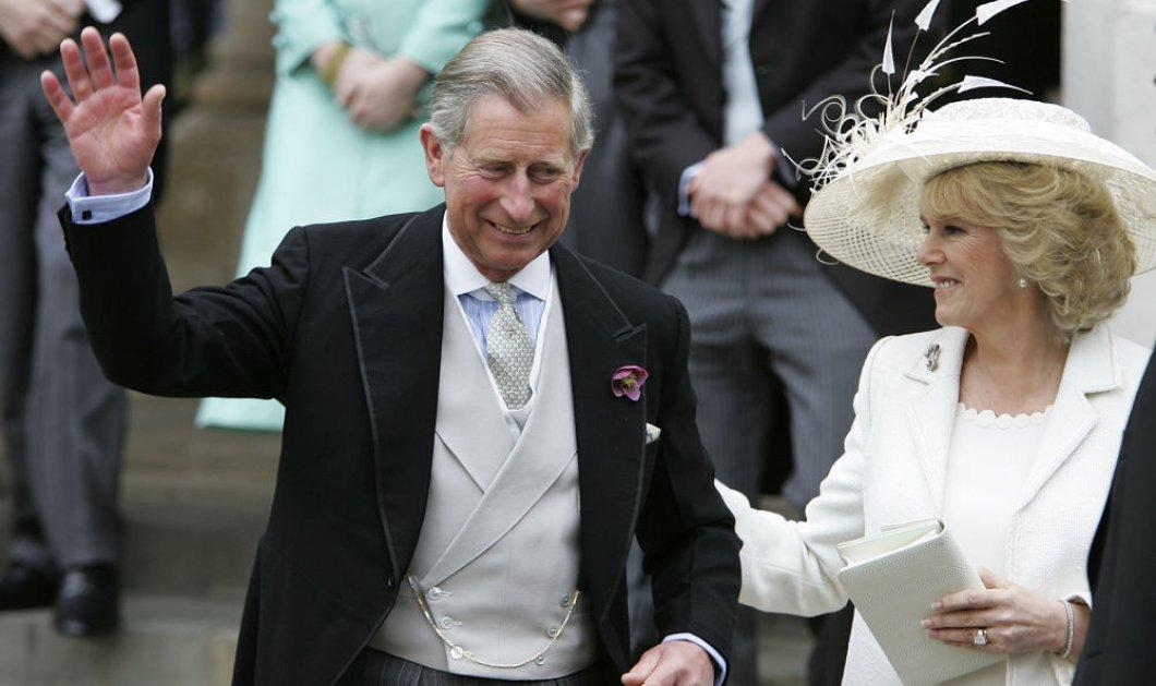Είναι απίστευτα ευγενικός - πολύ αστείος και τα εγγόνια του τον λατρεύουν - Ο πρίγκιπας Κάρολος στα μάτια της Καμίλα (φωτό) - Κυρίως Φωτογραφία - Gallery - Video