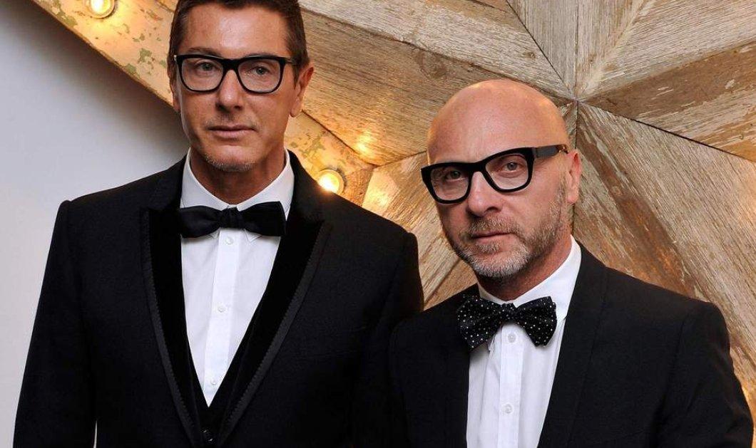 Βίντεο : Ο Domenico Dolce & o Stefano Gabbana ζητούν περίλυποι συγνώμη  on camera από τους Κινέζους - Τι λάθος έκαναν - Κυρίως Φωτογραφία - Gallery - Video