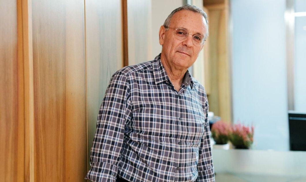 Νέος διευθύνων σύμβουλος της ΕΡΤ ο Ιωάννης Δρόσος - Κυρίως Φωτογραφία - Gallery - Video
