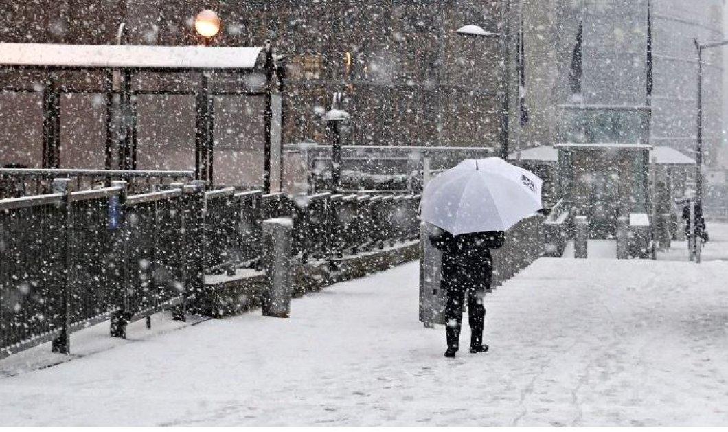 Έκτακτο δελτίο επιδείνωσης του καιρού από την ΕΜΥ:  Προ των πυλών βροχές, χιόνια και χαλαζοπτώσεις - Κυρίως Φωτογραφία - Gallery - Video