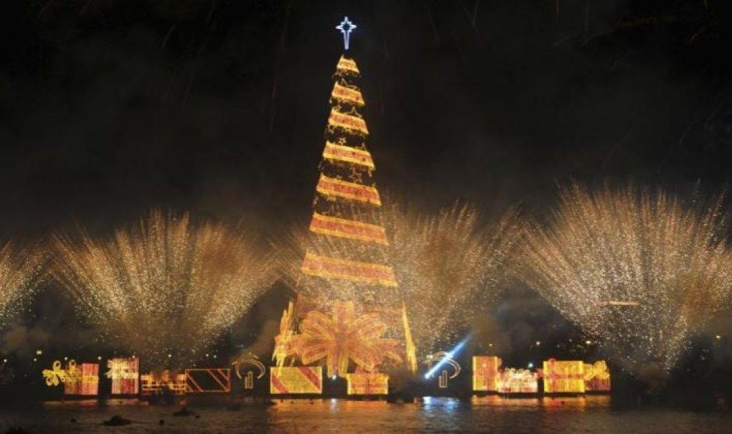 Τα μεγαλύτερα χριστουγεννιάτικα δέντρα του κόσμου (φωτό) - Κυρίως Φωτογραφία - Gallery - Video