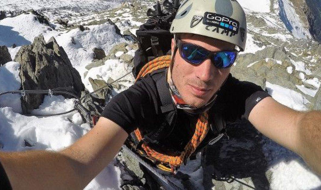 Συγκινητικό: Ο Φώτης Θεοχάρης, μετά τα Ιμαλάια, θα ανέβει σε όλες τις βουνοκορφές της Ελλάδας - Το κάνει για το «Χαμόγελο του Παιδιού» - Κυρίως Φωτογραφία - Gallery - Video
