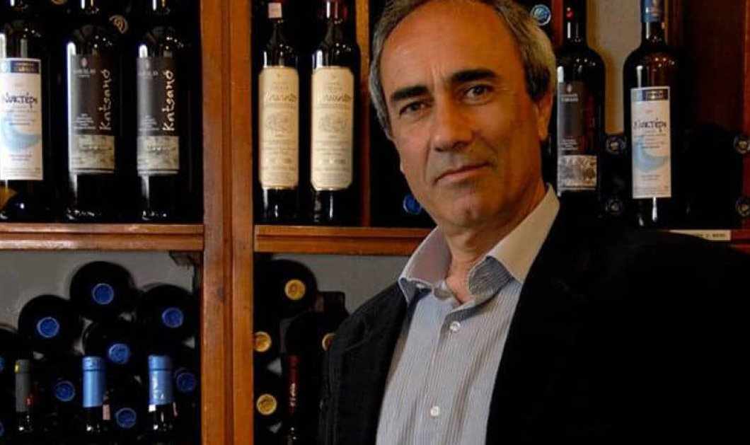 Made in Greece η Οινοποιία Γαβαλά: Παράδοση τεσσάρων γενεών από την Σαντορίνη σε κρασιά που η φήμη τους έφτασε ως το CNN! - Κυρίως Φωτογραφία - Gallery - Video