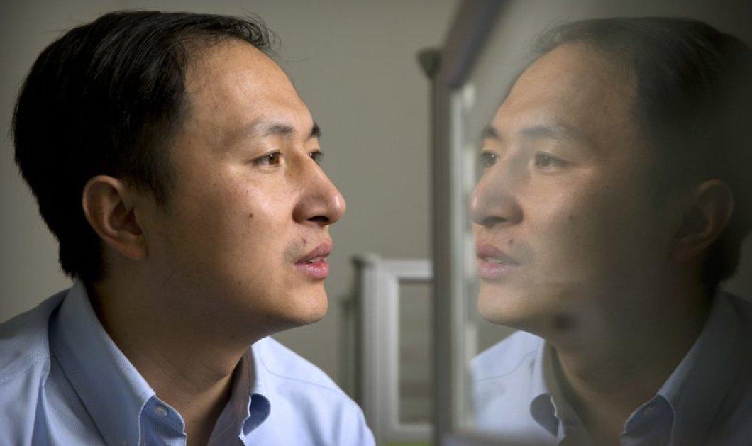 Γεννήθηκαν πριν από έναν μήνα τα πρώτα γενετικά τροποποιημένα μωρά στον κόσμο - Τι λέει ο Κινέζος επιστήμονας που τα έφερε στον κόσμο (Φωτό & Βίντεο) - Κυρίως Φωτογραφία - Gallery - Video