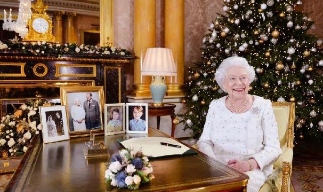 Γιατί η βασίλισσα Ελισάβετ κρατάει τα Χριστουγεννιάτικα στολίδια στο παλάτι έως τον Φεβρουάριο;  - Κυρίως Φωτογραφία - Gallery - Video