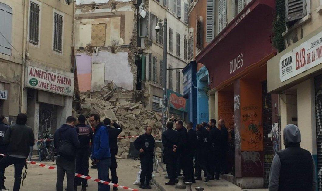 Φωτογραφίες που δεν έχετε ξαναδεί από τη Μασσαλία: Κτίριο κατέρρευσε σαν τραπουλόχαρτο & έγινε χώμα ολόκληρο τετράγωνο (Βίντεο) - Κυρίως Φωτογραφία - Gallery - Video