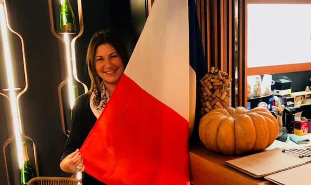 L' Audrion: Mου άρεσε τόσο αυτό το γαλλικό εστιατόριο στην καρδιά της Πλάκας που αγκάλιασα την σημαία - Κυρίως Φωτογραφία - Gallery - Video