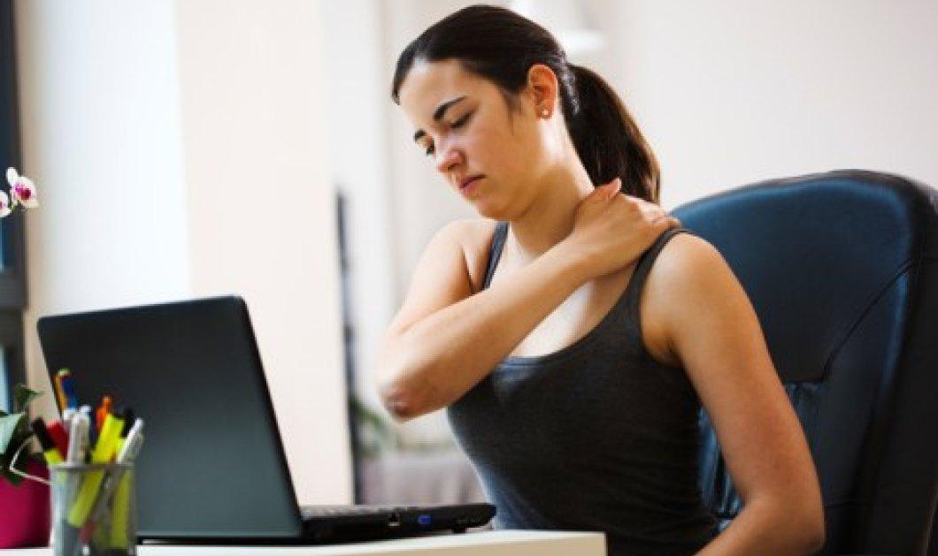 Σηκωθείτε από την καρέκλα: Η καθιστική ζωή απειλεί την υγεία μας - Τι δείχνει νέα έρευνα - Κυρίως Φωτογραφία - Gallery - Video