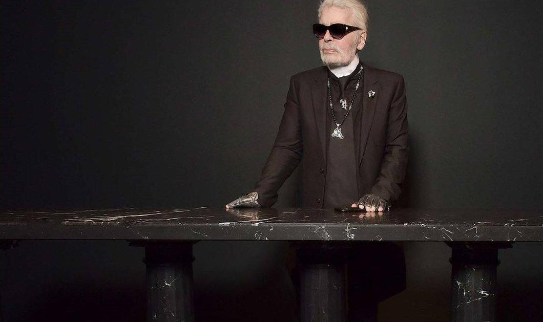 """Καρλ Λάγκερφελντ: Δείτε τα υπέροχα γλυπτά του """"βασιλιά"""" της Chanel με έμπνευση την αρχαία Ελλάδα (φωτό- βίντεο) - Κυρίως Φωτογραφία - Gallery - Video"""