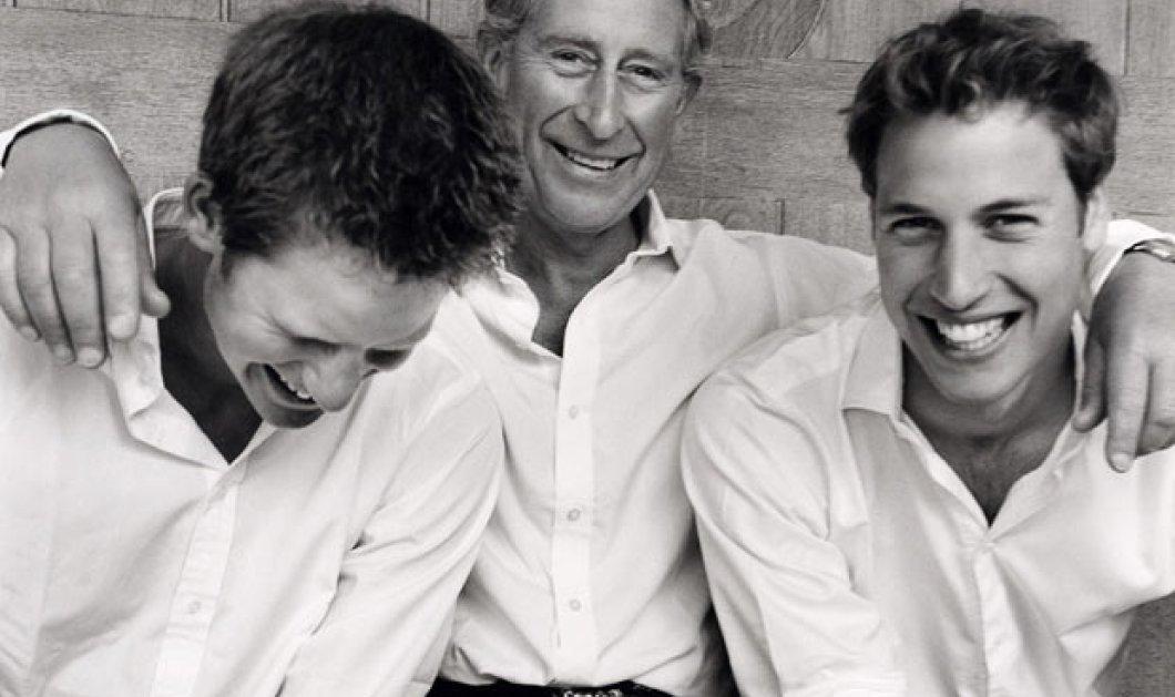 «Σέρνεται στο πάτωμα παίζοντας με τα παιδιά μου - Είναι εργασιομανής!» λέει ο Πρίγκιπας Ουίλιαμ για τον πατέρα του, παραμονή των γενεθλίων του (Φωτό & Βίντεο) - Κυρίως Φωτογραφία - Gallery - Video
