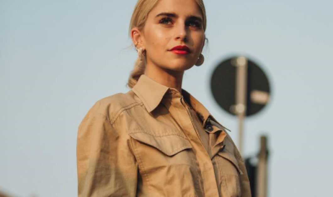 Street Style: Οι 13 πιο κυρίαρχες τάσεις στα ρούχα για το 2018 - Φώτο  - Κυρίως Φωτογραφία - Gallery - Video