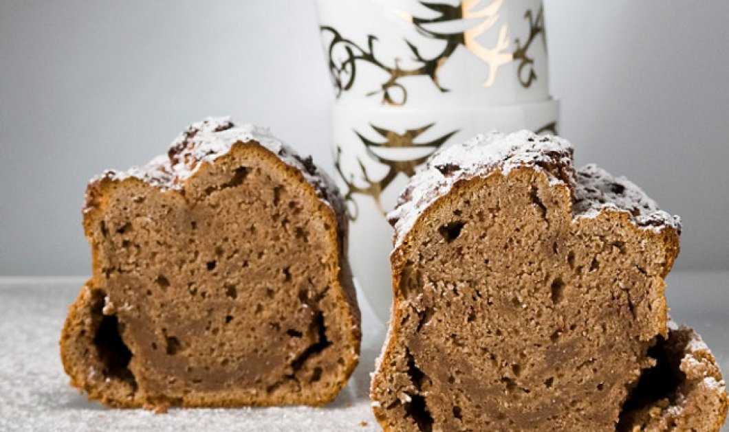 Ο Στέλιος Παρλιάρος μας προτείνει ένα μοναδικό κέικ κάστανου: Ό,τι πρέπει για τις κρύες μέρες του χειμώνα - Κυρίως Φωτογραφία - Gallery - Video