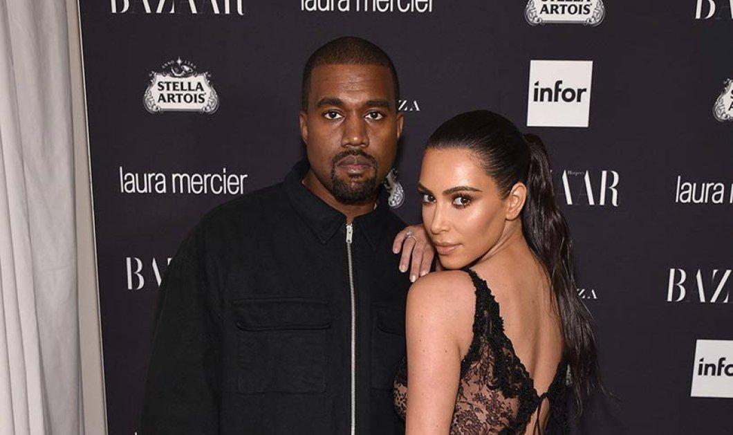 Kim Kardashian & Kanye West: Δώρισαν 500.000 δολάρια στους πληγέντες της φονικής πυρκαγιάς στην Καλιφόρνια (φωτό) - Κυρίως Φωτογραφία - Gallery - Video