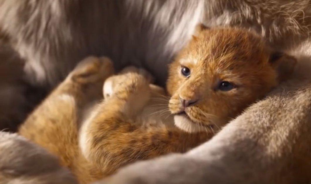"""Η νέα ταινία """"The Lion King 2019"""": Πως έμοιαζε η εικόνα το 1994 & πως εξελίχθηκε σήμερα - Φώτο   - Κυρίως Φωτογραφία - Gallery - Video"""
