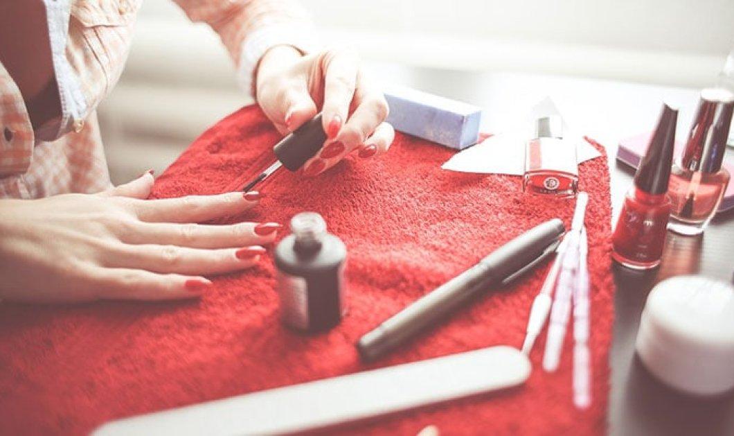 Μπορείς να κάνεις επαγγελματική περιποίηση νυχιών και μανικιούρ στο σπίτι - Δες πως (Φωτό) - Κυρίως Φωτογραφία - Gallery - Video