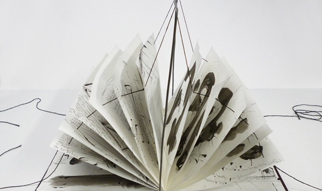 «Black in white»: Μια διαφορετική έκθεση βιβλίων στο Ιστορικό Αρχείο ΠΙΟΠ - Κυρίως Φωτογραφία - Gallery - Video