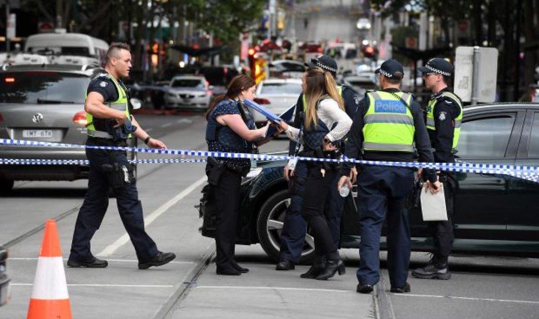 Βίντεο-σοκ από την επίθεση με μαχαίρι εναντίον αστυνομικών στη Μελβούρνη - Ένας νεκρός (Φωτό & Βίντεο) - Κυρίως Φωτογραφία - Gallery - Video