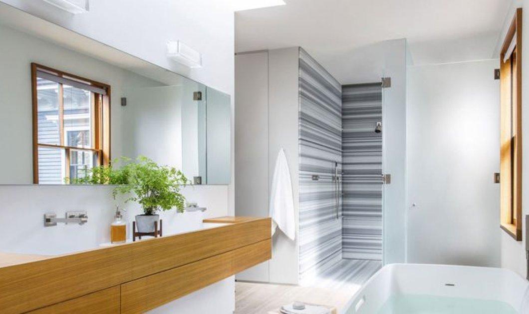 Οι 5 κορυφαίες τάσεις για τη διακόσμηση του μπάνιου σας: Ναι, μπορεί να γίνει το πιο stylish δωμάτιο του σπιτιού (Φωτό) - Κυρίως Φωτογραφία - Gallery - Video