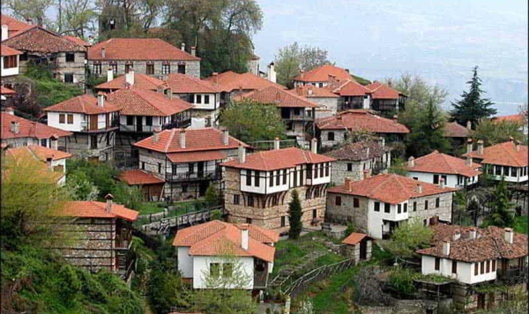 Παλαιός Παντελεήμονας: Παράδοση και αρχοντιά σε ένα από τα ωραιότερα χωριά της Μακεδονίας (Βίντεο) - Κυρίως Φωτογραφία - Gallery - Video