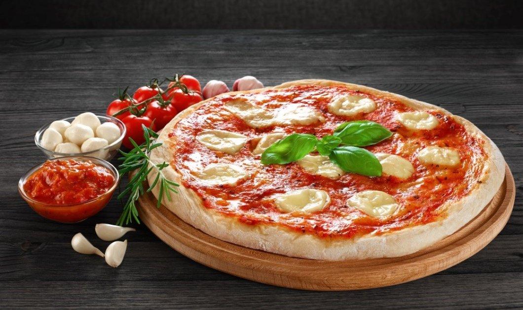 Θέλετε να φτιάξετε την τέλεια πίτσα; Μια μαθηματική εξίσωση σας δείχνει τον τρόπο - Κυρίως Φωτογραφία - Gallery - Video