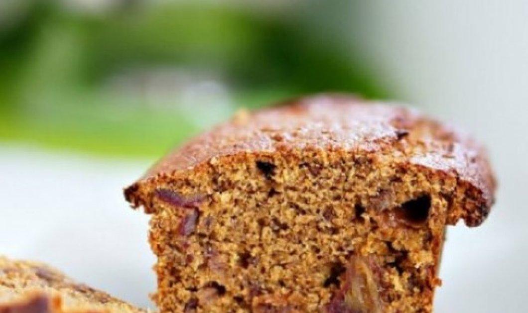 4+1 συνταγές για κέικ: Με χαρουπάλευρο, παντζάρι, λεμόνι και άλλα υγιεινά υλικά! - Κυρίως Φωτογραφία - Gallery - Video