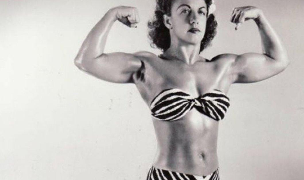 Mildred Burke: Η γυναίκα παλαιστής - Μέχρι το 1950 πάλεψε με 200 άντρες και έχασε μόνο από έναν! (φωτό)  - Κυρίως Φωτογραφία - Gallery - Video