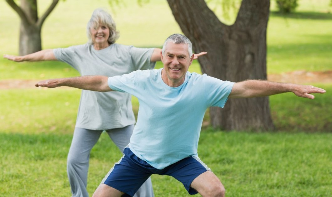 Οι ερευνητές εξηγούν: Πως η συχνή γυμναστική μας κάνει 30 χρόνια νεότερους;  - Κυρίως Φωτογραφία - Gallery - Video