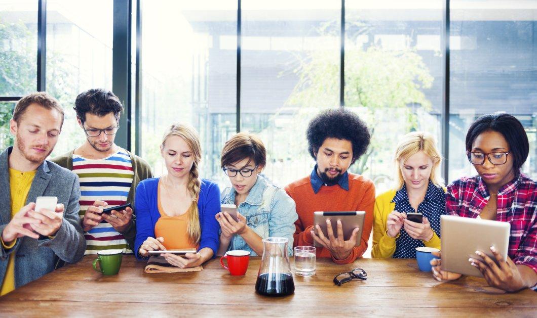 Οι ερευνητές αποκαλύπτουν: Πόση ώρα πρέπει να αφιερώνουμε στα μέσα κοινωνικής δικτύωσης;  - Κυρίως Φωτογραφία - Gallery - Video