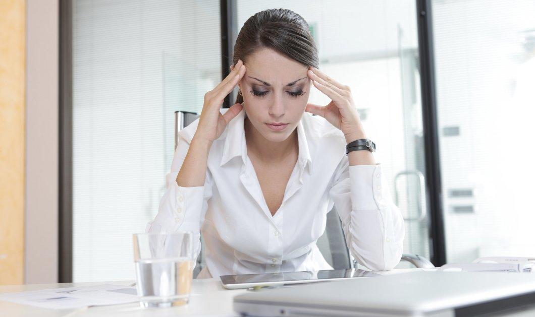 Έρευνα: Το άγχος προκαλεί απώλεια μνήμης - Πως επηρεάζει τον εγκέφαλο;  - Κυρίως Φωτογραφία - Gallery - Video