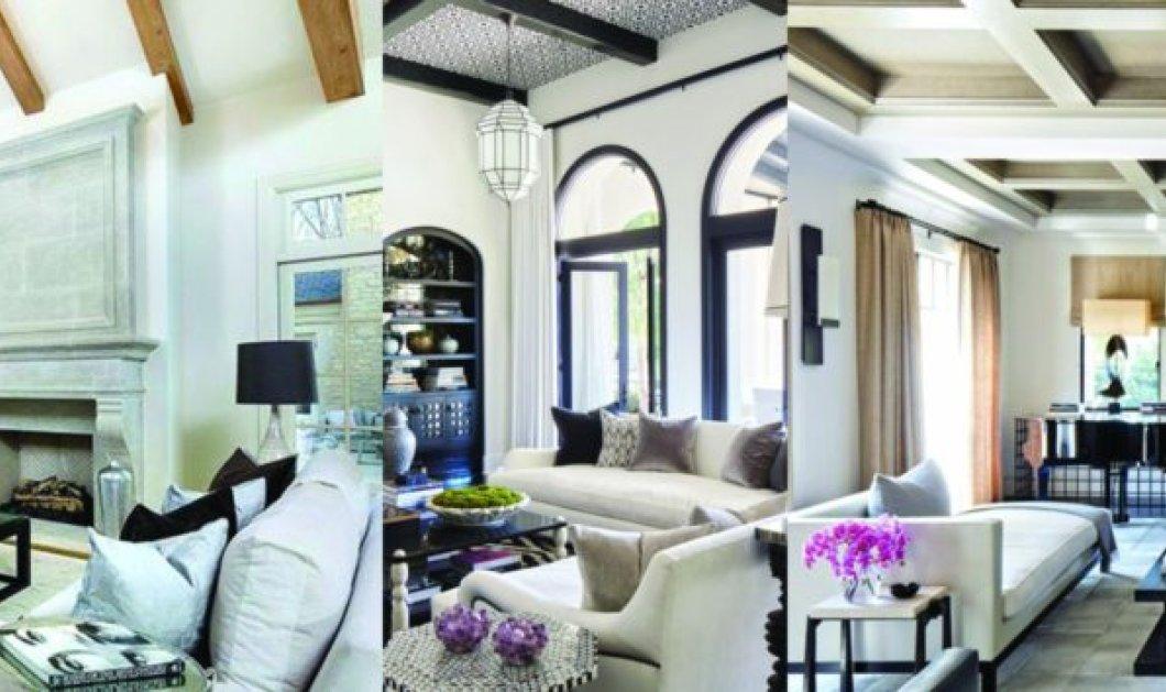 Ο Σπύρος Σούλης σας έχει όλα τα tips για να φτιάξετε το σαλόνι σας σαν το καθιστικό των Kardashians (Φωτό) - Κυρίως Φωτογραφία - Gallery - Video