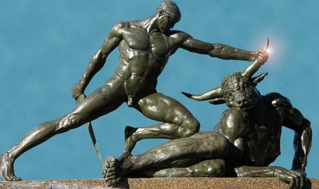 Greek Mythos: Ο Θησέας ένωσε δρόμους & ίδρυσε την Αθήνα - Πως το Αιγαίον Πέλαγος πήρε το όνομα του από τον Αιγέα τον πατέρα - Κυρίως Φωτογραφία - Gallery - Video