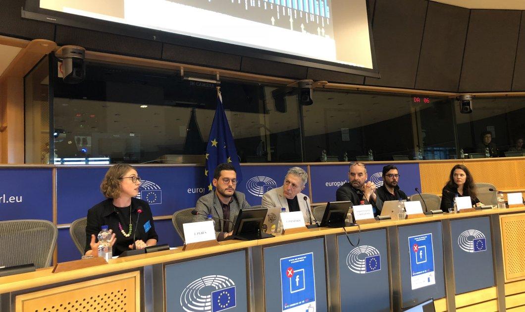 Στέλιος Κούλογλου: «Τα social media ελέγχονται από όσους έχουν χρήμα και εξουσία» - Κυρίως Φωτογραφία - Gallery - Video