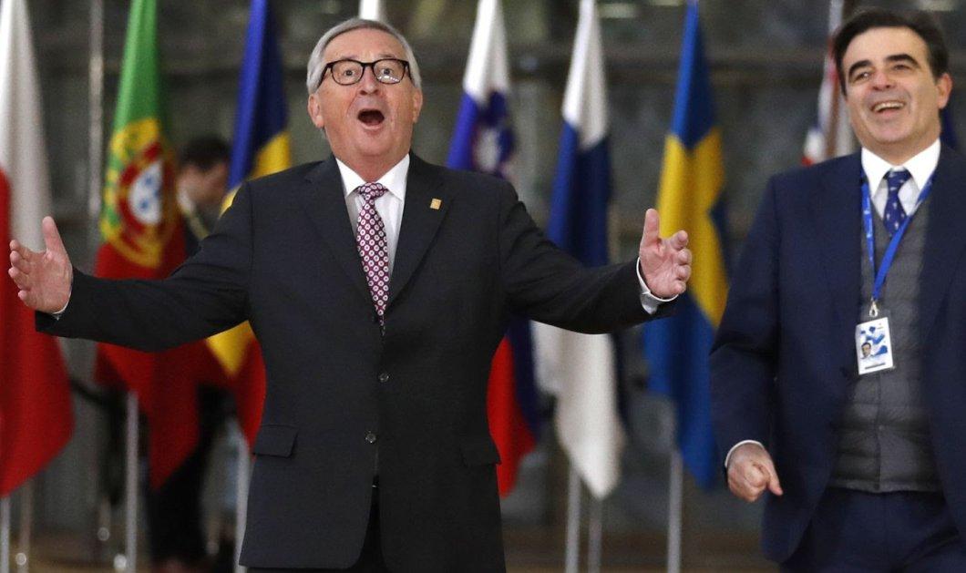 Brexit: Εγκρίθηκε από την Ευρωπαϊκή Ένωση σε μόλις 38 λεπτά (φωτό -βίντεο) - Κυρίως Φωτογραφία - Gallery - Video