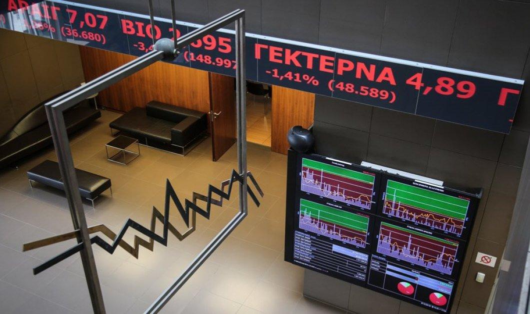 Το κόκκινο της φωτιάς στο Ελληνικό Χρηματιστήριο: Έπεσε κάτω από τις 600 μονάδες - Οι μετοχές των Τραπεζών δοκιμάζονται - Κυρίως Φωτογραφία - Gallery - Video