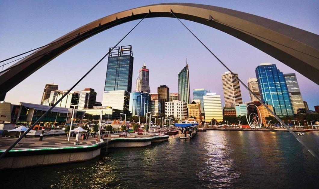 Ισχυρός σεισμός 6,1 Ρίχτερ στην Αυσραλία - Δεν υπάρχουν πληροφορίες για θύματα  - Κυρίως Φωτογραφία - Gallery - Video