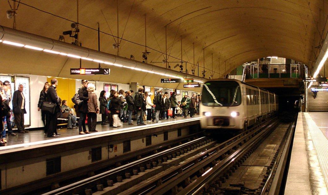 Μασσαλία: Εκτροχιάστηκε συρμός του μετρό - Πολλοί τραυματίες - Κυρίως Φωτογραφία - Gallery - Video