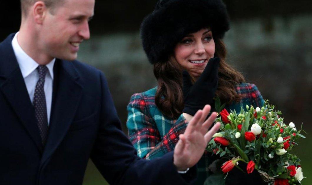 Τα παλτό που προτιμά η Κέιτ Μίντλετον - Καρό η μονόχρωμο για να πάει στην χριστουγεννιάτικη λειτουργία; (φώτο) - Κυρίως Φωτογραφία - Gallery - Video
